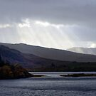 Snowdonia - on a grey day by nadine henley
