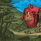 Heart's Ease Traveler's Rest by SusanSanford