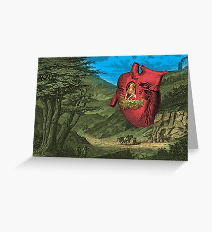 Heart's Ease Traveler's Rest Greeting Card