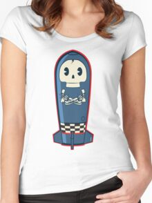 Waiting BOMB Women's Fitted Scoop T-Shirt