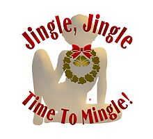 Jingle Time To Mingle by Vy Solomatenko