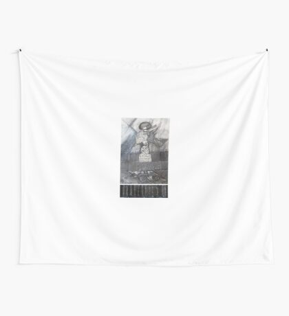 Blown Away Wall Tapestry