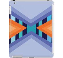 Complementary Geometric iPad Case/Skin
