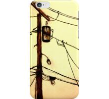 """You Pay for the View - """"Wired"""" Series iPhone Case/Skin"""
