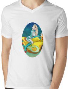 Princess Rosalina- Mario Kart 8 Mens V-Neck T-Shirt