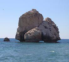 Aphrodite's Rock by Debby Allen