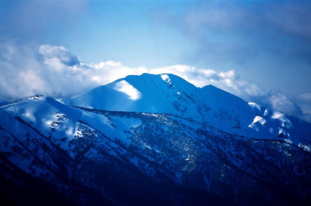 Mt.Feathertop by John Barratt