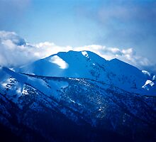 Mt.Feathertop by John Barratt