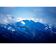 Mt.Feathertop Photographic Print