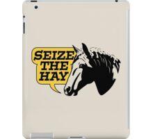 Seize The Hay iPad Case/Skin