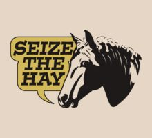 Seize The Hay by GritFX