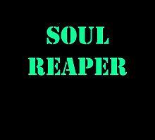 Soul Reaper - Aqua by HermLoth