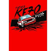 KE70 The Edge Photographic Print