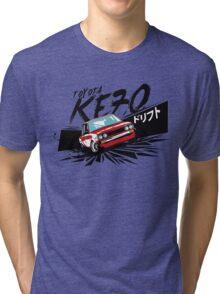 KE70 The Edge Tri-blend T-Shirt
