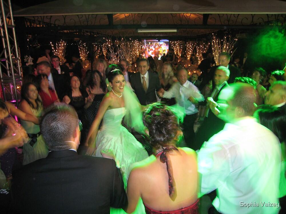 Dancing Bride by Sophia Vaizey