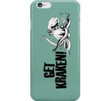 Get Kraken! iPhone Case/Skin