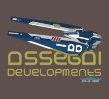 Assegai by DaveCT