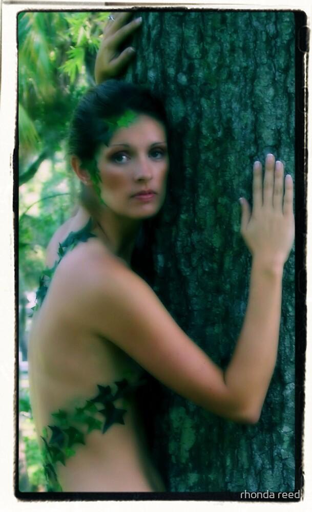 Climbing Ivy 2 by rhonda reed