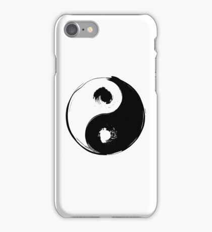 Yin Yang iPhone Case/Skin