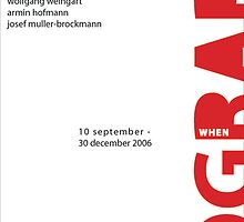 50 Years of Typography by salship