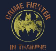 Crime fighter in training Kids Clothes