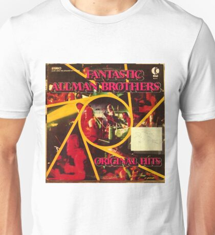 Rock, Signed Album #2 Unisex T-Shirt