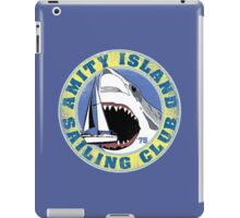 Amity Island Sailing Club iPad Case/Skin