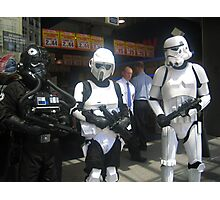 star troopers Photographic Print