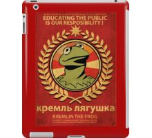 Kremlin The Frog iPad Case/Skin