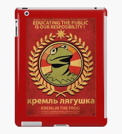 Kremlin The Frog iPad Case/Skin