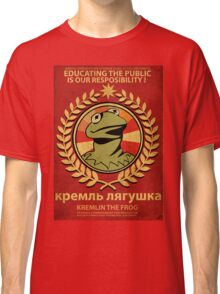 Kremlin The Frog Classic T-Shirt