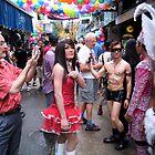 Bangkok Pride Parade  by John Douglas