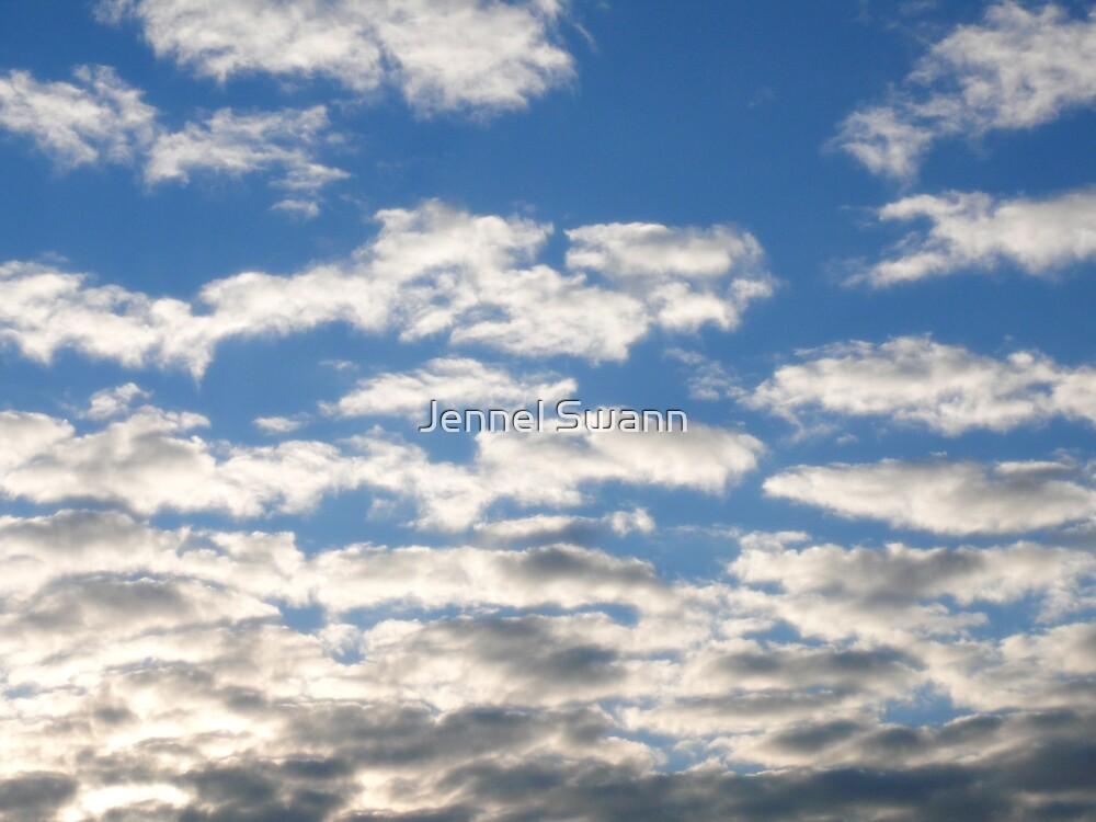 Morning Sky by Jennel Swann