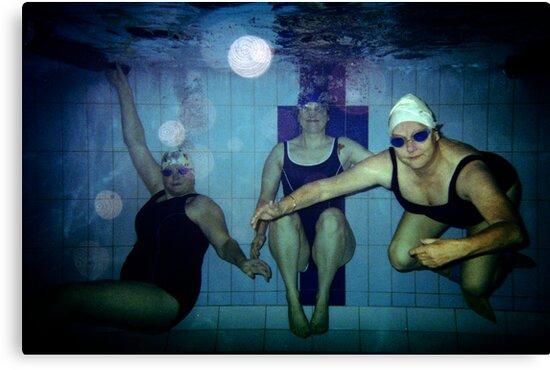 The Mermaids of Melville by Seng Mah