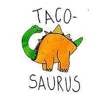 Tacosaurus Photographic Print