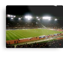 Manchester United V AS Roma Metal Print