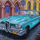 Cuba 6 by Sarina Tomchin