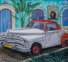 Cuba 4 by Sarina Tomchin
