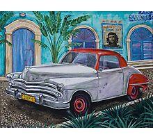 Cuba 4 Photographic Print