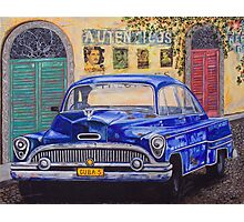Cuba 5 Photographic Print