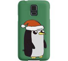 Festive Gunter the Penguin. Samsung Galaxy Case/Skin