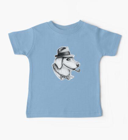 Fedora Dog Baby Tee
