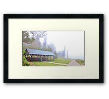 Kurnell Framed Print