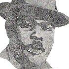 Marcus Garvey by Dave Allen