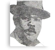 Marcus Garvey Metal Print