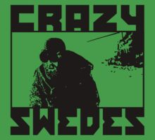 Crazy Swedes by GritFX
