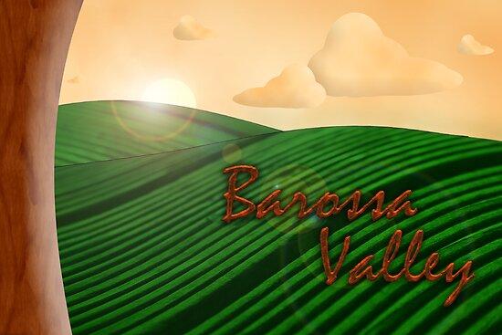 Barossa Valley by Megabyte