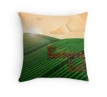 Barossa Valley Throw Pillow