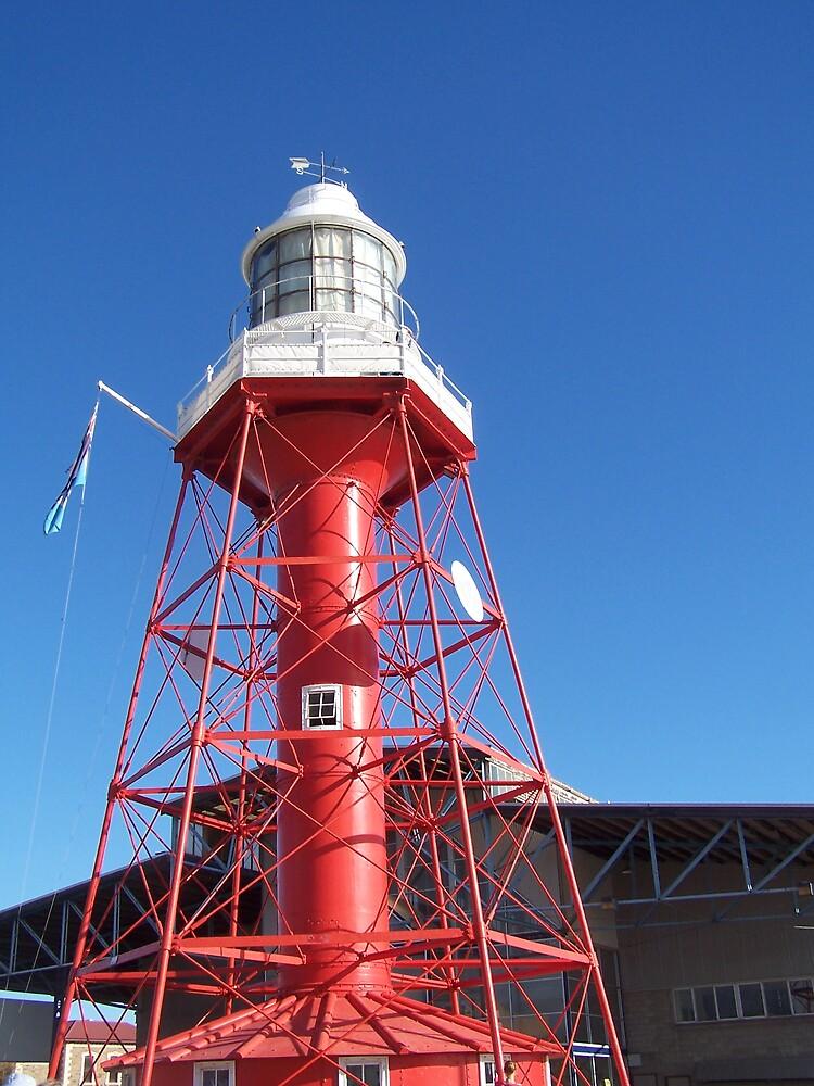 Port Adelaide Lighthouse by Princessbren2006