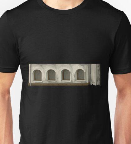 Glitch Apartment Exterior apartment topper 1 Unisex T-Shirt